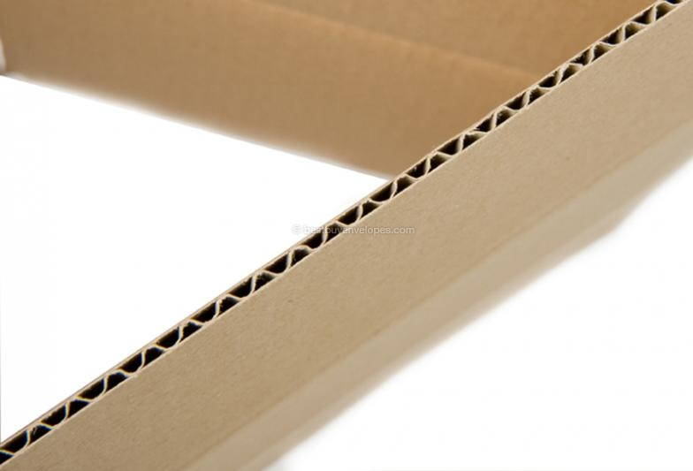 Material: Single (B) corrugation, brown, 3 mm thick