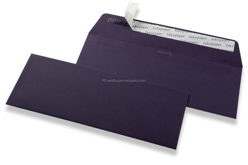 Gmund Lakepaper The Kiss envelopes - Purple: Scarf