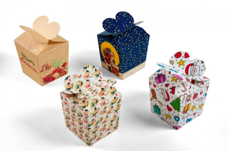 Gift boxes, Christmas compilation