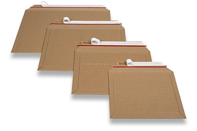 Corrugated cardboard envelopes Economy
