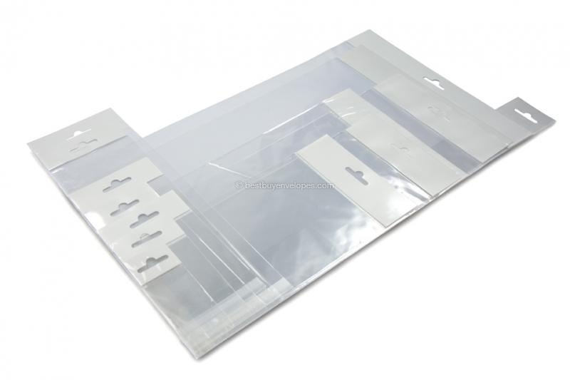 Cellophane bags with euro closure