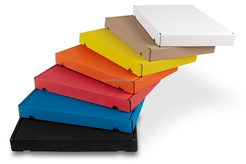 Folding shipping boxes