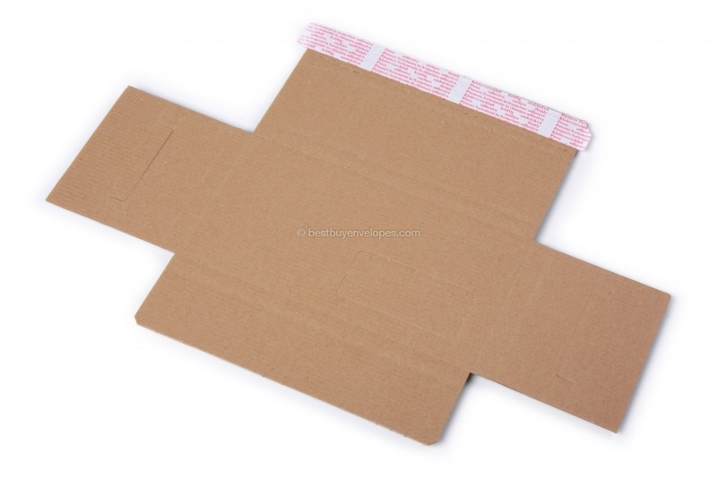 1) The CD packaging (for 1 CD + letter) is supplied flat